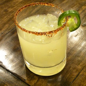 Jalapeño Margarita | Something New For Dinner