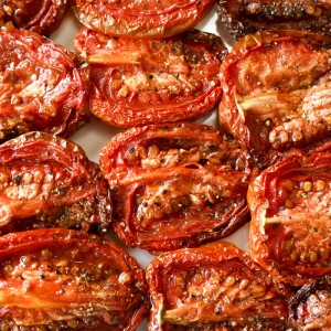 Quick-Roasted Tomatoes | Something New For Dinner