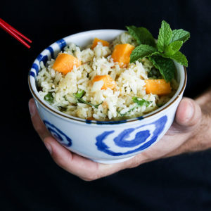 Puamana Coconut Rice | Something New For Dinner