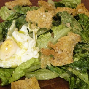 Chicken Caesar Salad | Something New For Dinner