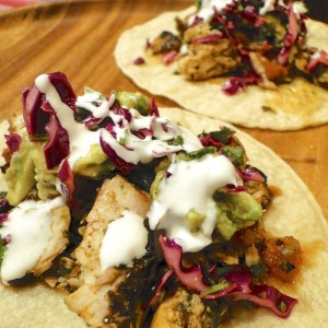 Fish Tacos With Cilantro Marinade | Something New For Dinner