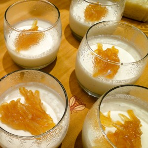 Lemon On Lemon Panna Cotta | Something New For Dinner