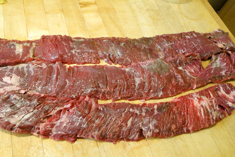 Flat Iron vs Flank Steak - Home Cooking - Grilling - Chowhound