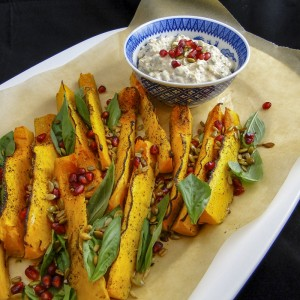 Roasted Butternut Squash Ottolenghi | Something New For Dinner