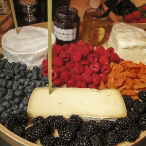 Triple-creme Cheese And Pairings   Something New For Dinner