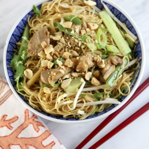 Addictive Chicken Sesame Noodles | Something New For Dinner
