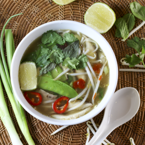 Turkey Pho Soup | Something New For Dinner