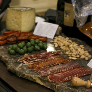 Spanish Cheese & Charcuterie | Something New For Dinner