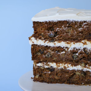 Grownup Carrot Cake | Something New For Dinner