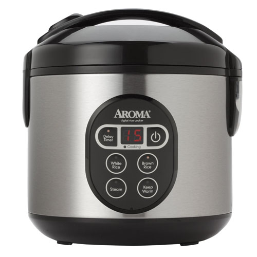 Aroma Rice Cooker | Something New For Dinner