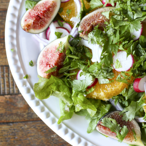Ottolenghi's Orange & Date Salad | Something New For Dinner