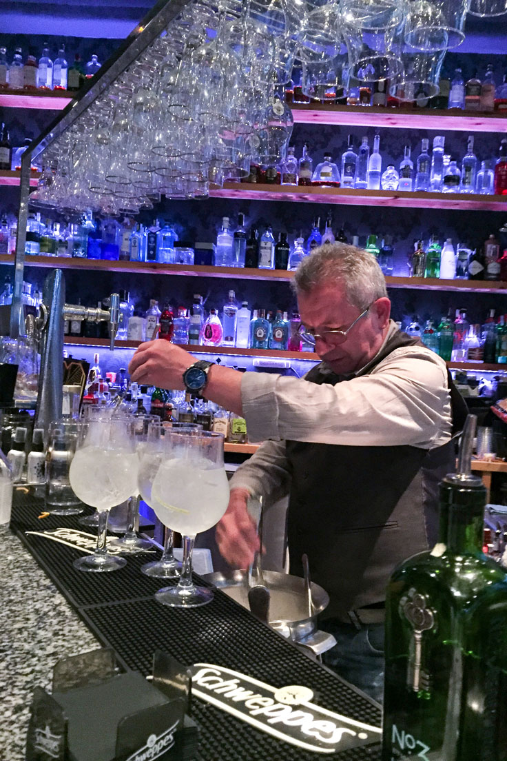 Spanish-style gin & tonics take a stogey old cocktail and transform it into a culinary wonder. Here is what you need to get started on your G & T adventure.
